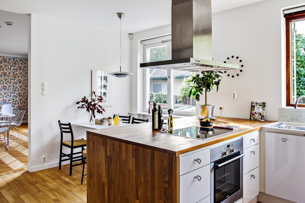 Bjurfors Home, Marietorps Allé 20 - Grönvångsgatan 11