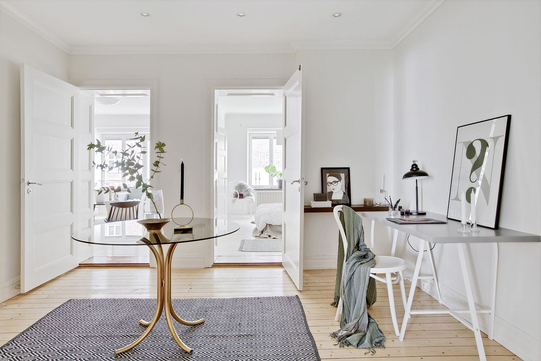 Bjurfors Home, Kung Oskars väg 1