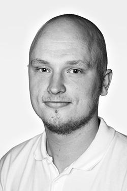 Johan Hansson, logistik
